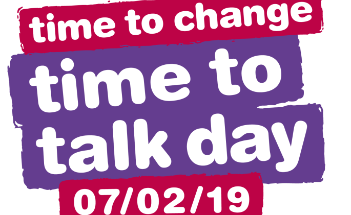 Time To Talk Day – 7th February