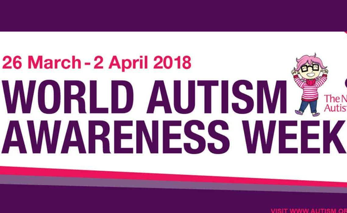 Autism Awareness Week 1st – 7th Apr