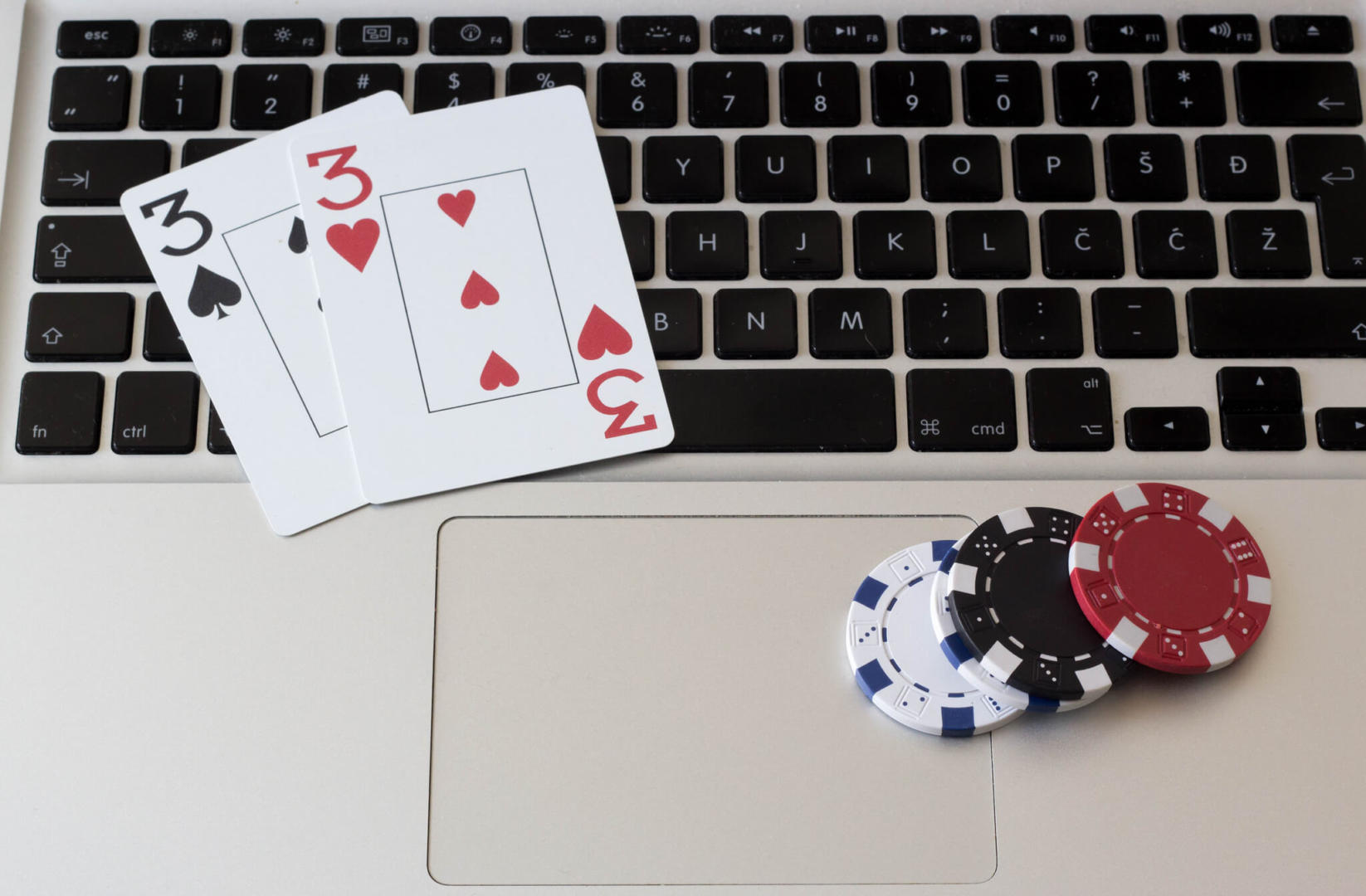 Step in the right direction for online Gambling addictions