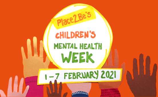 Children's Mental Health Week, February 1st-7th 2021