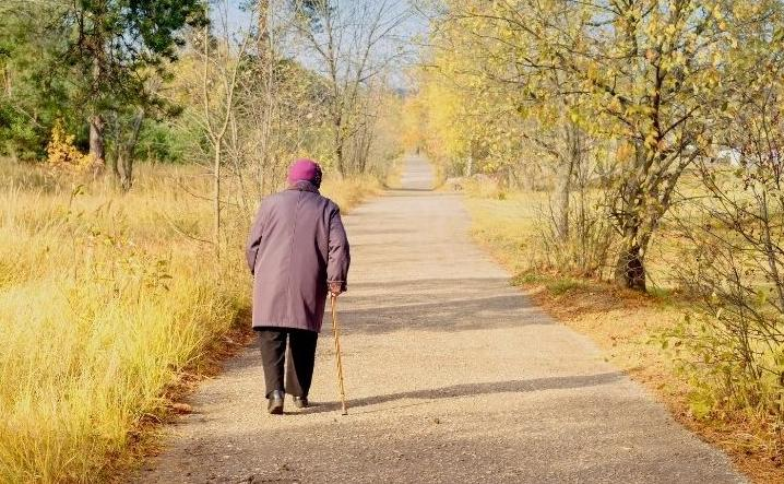 Coping with the death of a lifelong partner