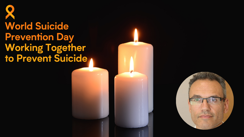 Bereavement through suicide – World Suicide Prevention Day 9.9.2021