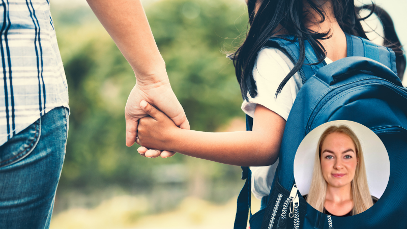 Anxiety around back-to-school