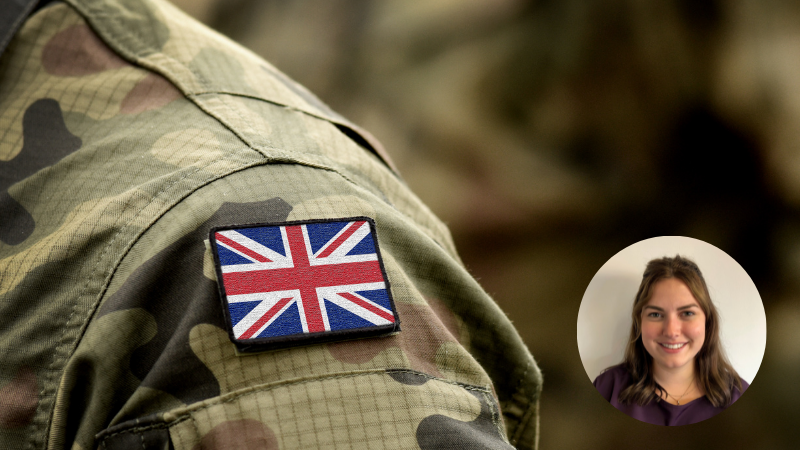 UK Armed Forces to receive new mental health training