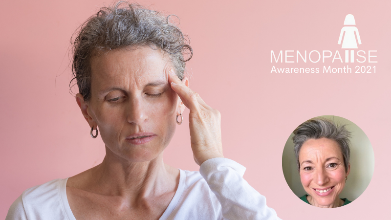 Managing the menopause – Menopause Awareness Month 2021